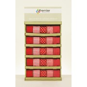 Gingham & Spots Ribbon Collection Asst 2.7m (R115722)