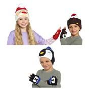 rjm Kids Christmas Hat & Mitten Set (GL901)