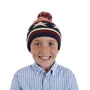 rjm Kids Stars & Stripes Bobble Hat (GL905)