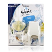 Glade Plug In Clean Linen (GPIC)