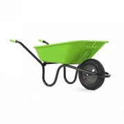 Go Green Poly Pneumatic  Wheelbarrow 90l (730002100)