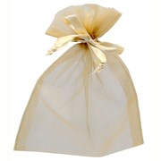 Gold Favour Bag 10s (BG2007)