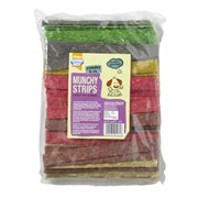 "Goodboy 6.5"" Munchy Strips Assorted 18mm (05171)"