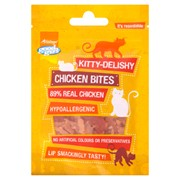 Goodgirl Kitty-delishy Chicken Bites 30g (17109)
