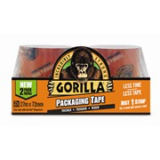 Gorilla Packaging Tape 2 Pk Refill 27m (3044821)