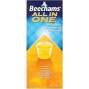 Beechams All In One 160ml (GSK061838)