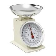 Hanson Terraillon Trad Metal Upright Scale Cream 5kg (TRAD500)
