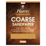 Harris Course Glasspaper 4s (329)