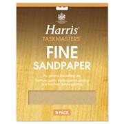 Harris Fine Glasspaper 4s (327)