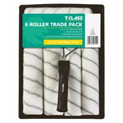 Harris T-class Paint Roller Set with 6 Sleeves (4310)
