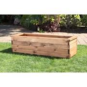 Large Trough Planter - Wooden (HB40)