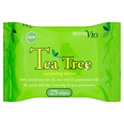 Healthpoint Tea Tree Wipes 25s