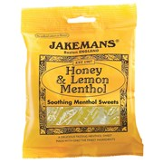 Jakemans Honey & Lemon 100g (3189925)