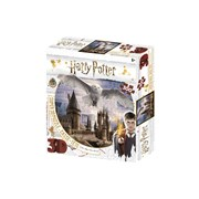 Harry Potter Super 3d Hogwart & Hedwig Puzzle 300pce (HP32508)