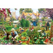 Gibsons 500pc Green Fingers Puzzle (G3110)