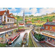 Gibsons 500xl Ye Old Mill Tavern Puzzle 500xl (G3528)