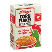 Gibsons Kelloggs Cornflakes 500 Piece Puzzle (G3805)