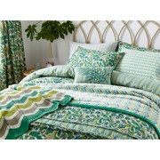 Helena Springfield Jacaranda Duvet Set Tropical Single (QCSJCRT1TRO)