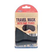 Eye Mask & Ear Plugs (HWP081859)