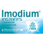 Immodium Instants 6s (75483)