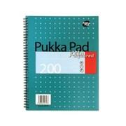 A4 Met Jotta Notepad Ruled&margin (JM018)