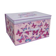 Jumbo Storage Chest Butterfly (STO167430)