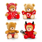 Keel Pipp The Bear Valentines Assorted 14m (SV1380)