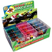 Cheatwell Wind Up Table Top Racing Horses (27005)