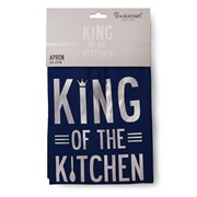 Cooksmart King Of The Kitchen Apron (1417)