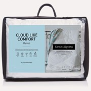 Kings & Queens Cloudlike Comfort Duvet 10.5tog Single (A1UDKICL10S)
