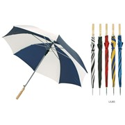Ks Auto Golf Umbrella Asst (UU0065)