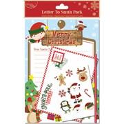 Letter To Santa Pack (X-23691-SLP)