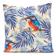 Kingfisher Scatter Cushion - Cobalt Blue (LGSC1901)