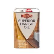Liberon Superior Danish Oil 1lt (014643)
