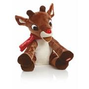 Lit Musical Reindeer 30cm (MB184669)