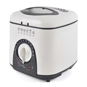 Lloytron Kitchen Perfected White Fat Fryer 1ltr (E6010WI)
