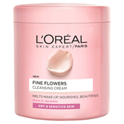 Loreal Fine Flowers Cleansing Cream D/s 200ml (447473)