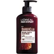 Loreal Men Expert Barber Club Face Wash 200ml (526130)