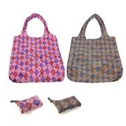 Lesser & Pavey Diamond Design Clip Bag Assorted (LP28558)