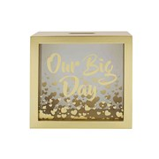 Our Big Day Money Box (LP40820)