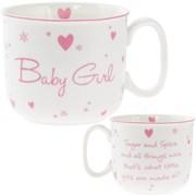 Baby Girl Handled Mug (LP42049)
