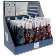 Eye Sight Reading Glasses 5 Asstd (LP43847)
