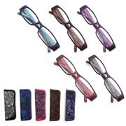 Eye Sight Reading Glasses 5 Asstd (LP44757)