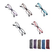 Eye Sight Reading Glasses 5 Asstd (LP44758)