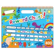 Reward Chart Dinosaur - Jungle (LRC01-2)