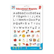 Educational Magnetic Letters Sheet (MAGZ)