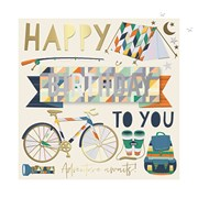 Birthday Adventure Card (MEE30001)