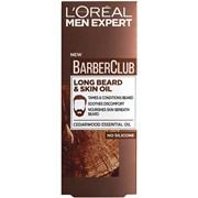 Loreal Men Expert Barber Club Long Beard Oil 30ml (526062)