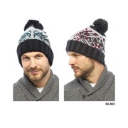 Mens Chunky Bobble Hat (GL363)