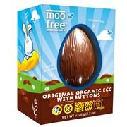Moo Free Organic Dairy Free Easter Egg 125g (MF801)